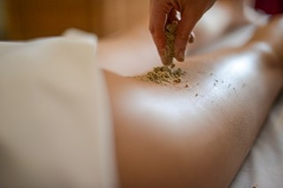 Whole Body Herbal Glow Massage from Natural at Heart